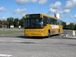 09.09.2011: BAT Volvo B10M bus nr. 721 ved Aakirkeby Busterminal.